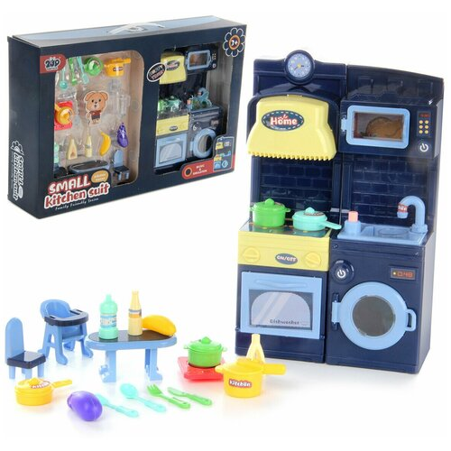 Фото - Набор кухня Veld co 109657 игрушечное оружие veld co набор полицейского 82550