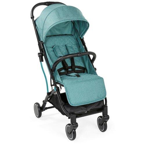 Прогулочная коляска Chicco TrolleyMe, emerald прогулочная коляска chicco trolleyme stone