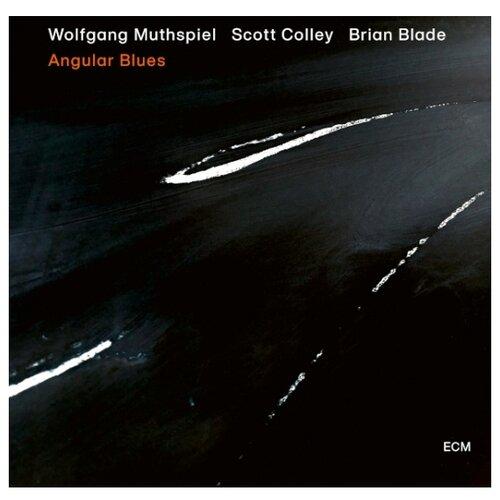 Wolfgang Muthspiel, Scott Colley, Brian Blade. Angular Blues (виниловая пластинка) виниловая пластинка w muthspiel w s colley b blade angular blues 0602508485213