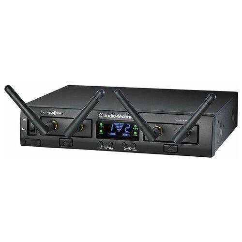 Фото - Приемник для радиосистемы универсальный Audio-Technica ATW-R1320 микрофонный капсюль audio technica audio technica atw c3300