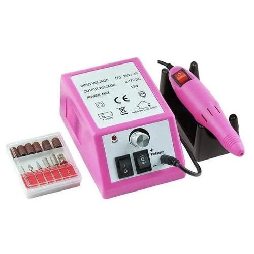 Аппарат для педикюра Lina Mercedes 2000, розовый