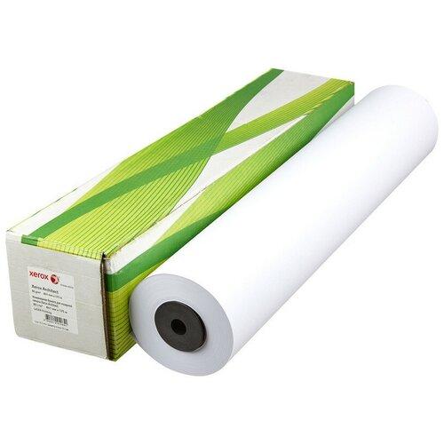 Фото - Бумага широкоформатная Xerox Architect 80г 841ммх175м 76мм широкоформатная бумага epson
