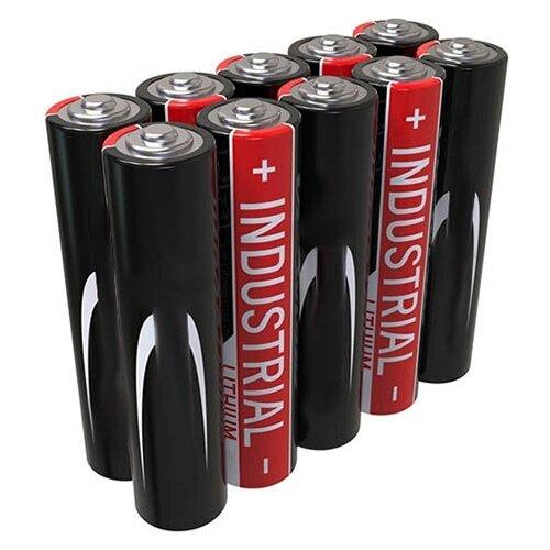 Фото - Батарейка AAA - Ansmann Industrial Alkaline LR03 (10 штук) 1501-0009 батарейка aa ansmann industrial alkaline lr6 10 штук 1502 0006