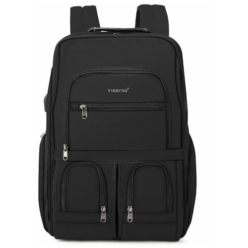 Рюкзак Tigernu T-B3888L черный рюкзак tigernu t b3655 черный 15 6