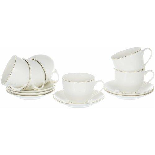 Набор чайный 12 предметов грация шелк, ТМ Balsford, артикул 101-01005 набор чайный 220мл грация 13 предметов 101 30007 balsford