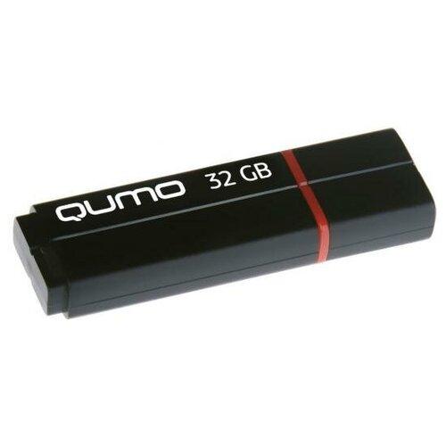 Фото - QUMO Флешка USB 32Gb QUMO Speedster USB3.0 черный QM32GUD3-SP-black флешка qumo speedster 32 gb черный