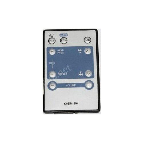 Пульт KADN-304 для автомагнитолы JVC