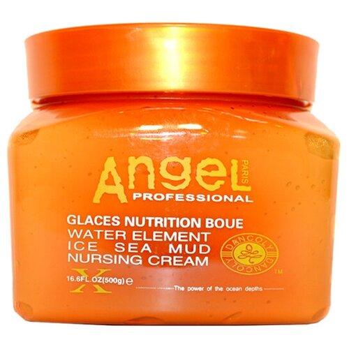 Купить Angel Professional Питательный крем для волос с замороженной морской грязью Water Element Cream, 500 мл