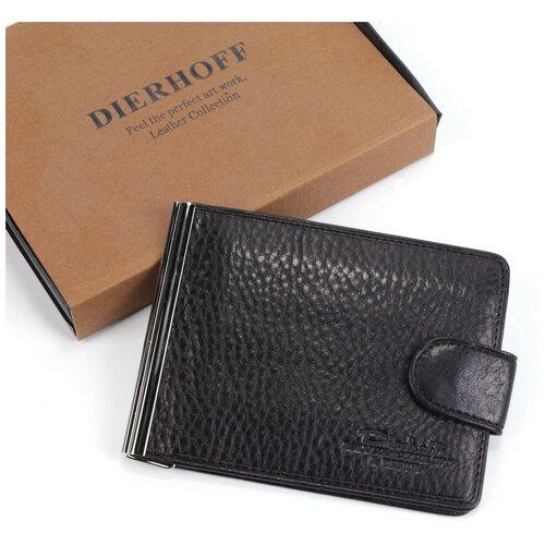 Мужской кожаный зажим для денег от Dierhoff Д 1011-245/1