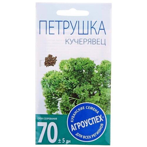 Фото - Семена Петрушка Кучерявец кудрявая, 2г семена василек букетная смесь 2г