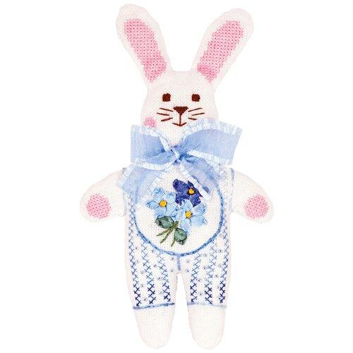 Купить Набор для вышивания PANNA IG-1177 ( ИГ-1177 ) Мягкая игрушкаЗайчик 1 шт., Наборы для вышивания