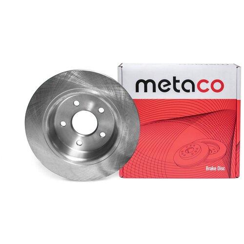 Диск тормозной задний Metaco 3060-204