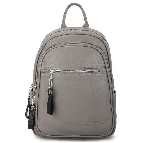 Фото - Женский рюкзак «Далила» 1089 Dark Grey рюкзак bask mustag 25 grey dark grey
