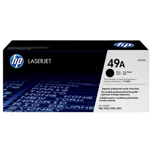 Картридж Q5949A для HP LJ 1160/1320, оригинальный