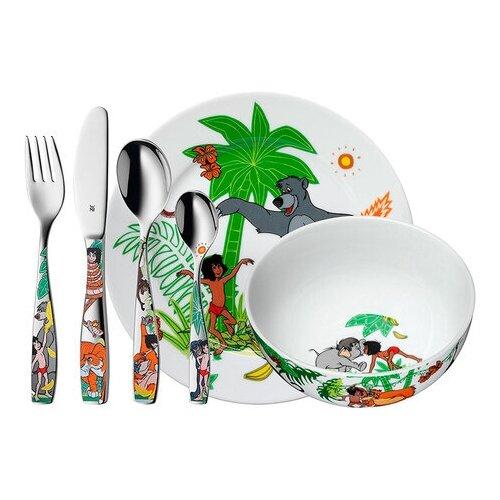 Набор для детей 6пр. Jungle, 3201000262, WMF