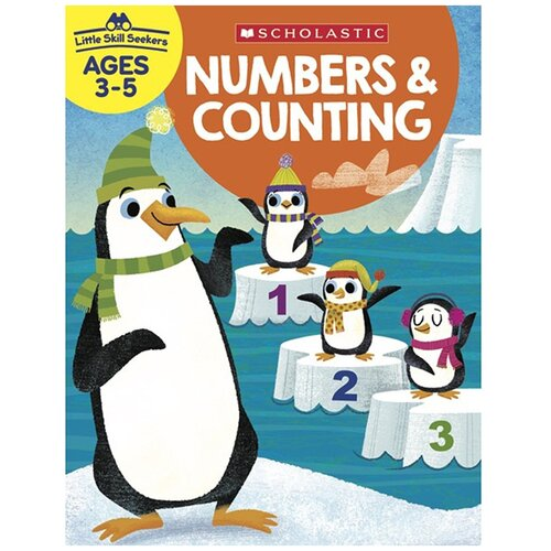 Little Skill Seekers: Numbers & Counting publishers macmillan busy lion cubs