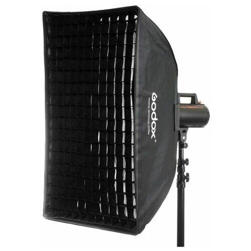 Фото - Софтбокс Godox SB-BW 80x120, с сотовой решеткой, байонет Bowens софтбокс godox sb ms 40x60 байонет ss