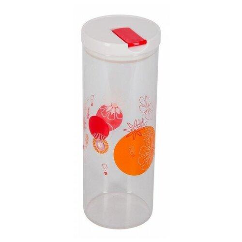 Банка для сыпучих продуктов Linea Desco, 1,5 литра