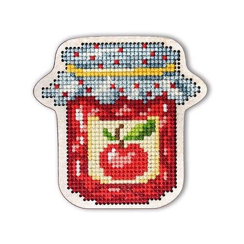 Набор для вышивания RTO Набор для вышивания по перфорированной форме с магнитом EHW019 2 шт. набор для вышивания рто ehw019 набор для вышивания по перфорированной форме