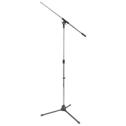 Фото - Микрофонная стойка напольная OnStage MS7701C микрофонная стойка напольная onstage ms8310