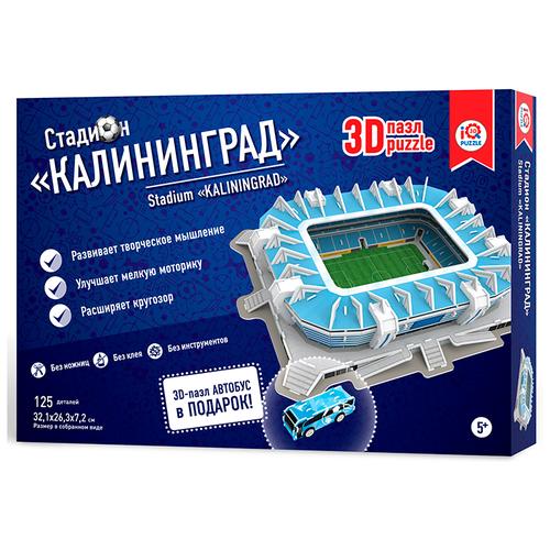 IQ 3D Puzzle: Стадион – Калининград