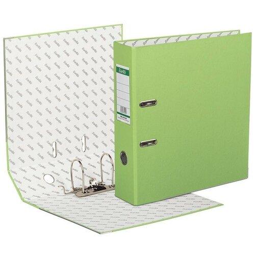 Купить Папка-регистратор Bantex Economy Plus 80 мм салатовая 1 шт., Файлы и папки