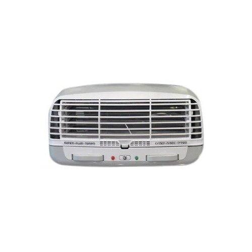 Очиститель воздуха (ионизатор) Экология-Плюс Супер-Плюс Турбо, серый/белый