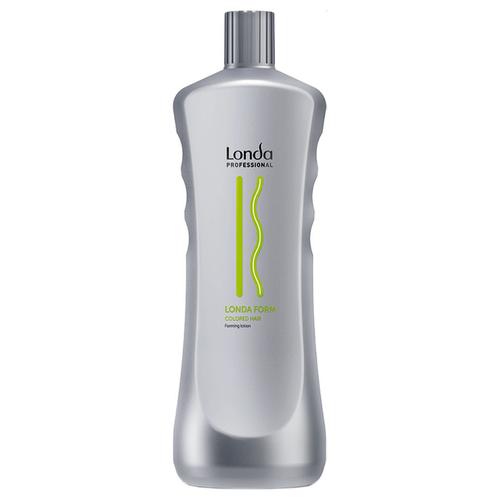 Londa FORM Colored Hair Лосьон для долговременной укладки окрашенных волос 1000 мл londa лосьон form n r для долговременной укладки нормальных и трудноподдающихся волос 1000 мл