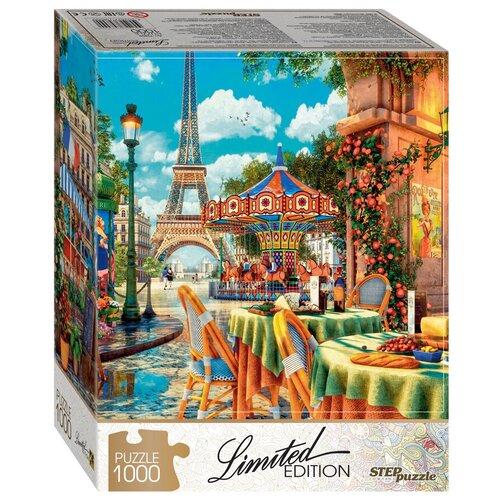 """Купить Пазл """"Кафе в Париже"""", 1000 деталей, Step puzzle, Пазлы"""