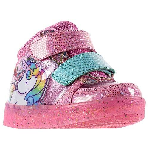 Ботинки Kakadu размер 26, розовый