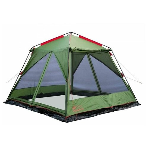 Tramp Lite шатер палатка Bungalow тент Зеленый палатка tramp lite twister 3
