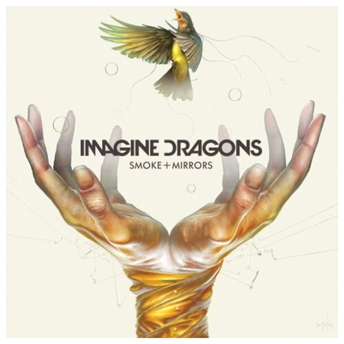 Universal Imagine Dragons. Smoke + Mirrors (CD)