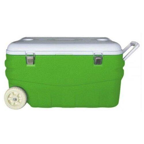 Арктика Автохолодильник Арктика 2000-80 80л зеленый/белый