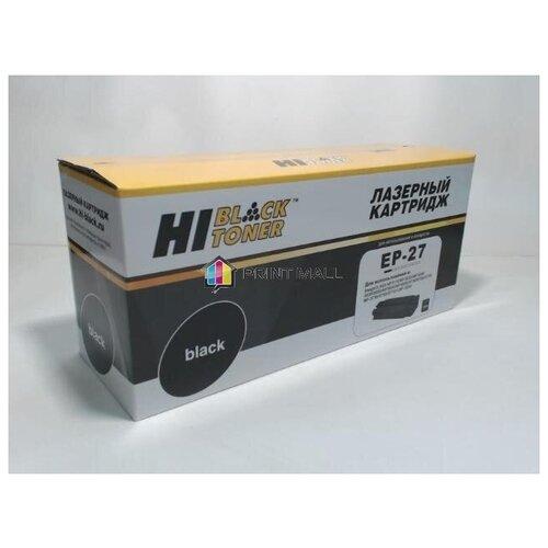 Фото - Картридж Hi-Black для Canon LBP3200/MF3110/5650 Black EP-27 ep 30 black