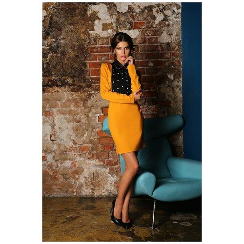 платье bezko bezko mp002xw18tnc Платье Bezko (6579, желтый, размер: 48)
