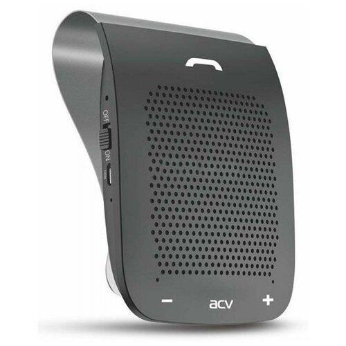 Громкая связь ACV BT-219HD черный Bluetooth V5.0 NFC шумоподавление упак.1шт