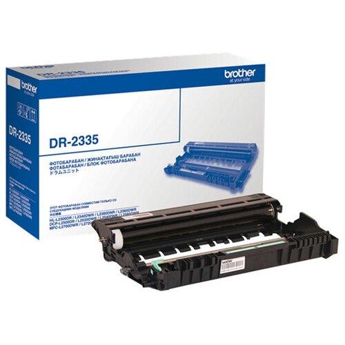 Фото - Фотобарабан Brother DR-2335 для HL-L2300DR/HL-L2340DWR/MFC-L2740DWR/MFC-L2720DWR/MFC-L2700DWR/DCP-L2560DWR/DCP-L2540DNR/DCP-L2520DWR/DCP-L2500DR/HL-L2365DWR/HL-L2360DNR картридж cactus cs tn2335 для brother dcp l2500d dcp l2520dw dcp l2540dn dcp l2560dw dcp l2500 dcp l2520 dcp l2540 dcp l2560 dcp l2500dr dcp l2540dnr dcp l2560dwr hl l2300 hl l2300d hl l2300dr hl l2340 hl l2340dw hl l2340dwr hl l2360 hl l2360dn