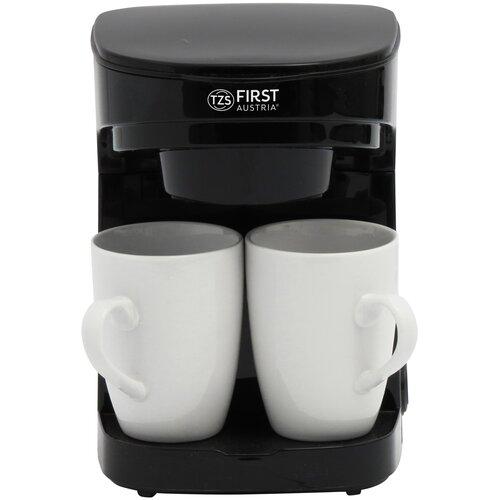 Кофеварка FIRST FA-5453-4 Black