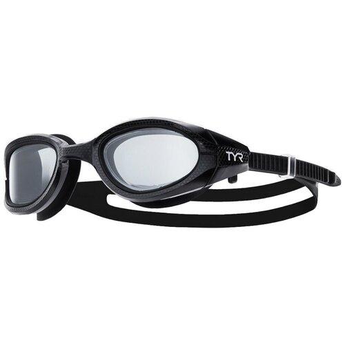 Очки для плавания TYR Special Ops 3.0 цвет 074 (Smoke/Black)