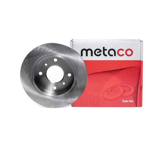 Диск тормозной задний Metaco 3060-045