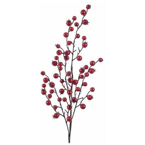 Декоративная ветка заманчивый боярышник, 60 см, Kaemingk