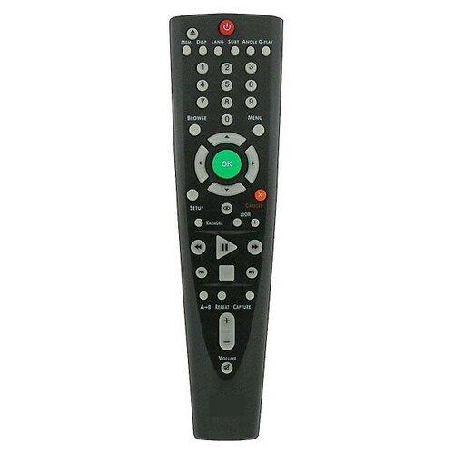 Фото - Пульт Huayu RC026-01R (RC-DVP103) (для DVD плееров BBK) пульт rc 49c dvd для tcl