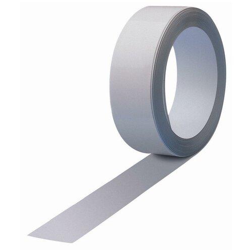 Фото - Лента магнитная Maul Hebel самоклеящаяся, для досок, 3,5*500 см, белая стиратель hebel maul 6385382 для досок фетр 9 4x4 9см серый