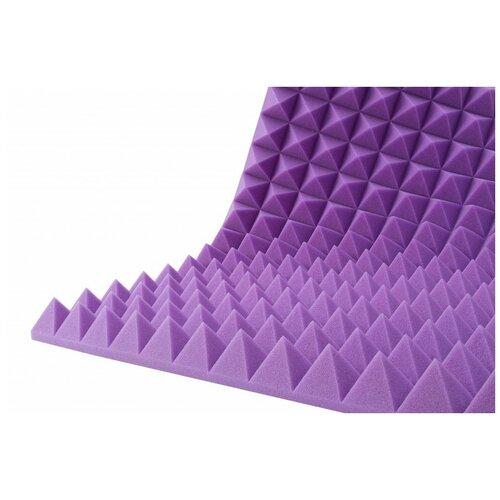 Поролон ECHOTON Piramida 70 (фиолетовый) jonathan wilson odwrócona piramida historia taktyki piłkarskiej