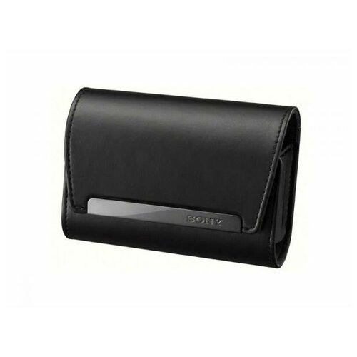 Чехол для фотокамеры Sony LCS-HH Black натуральная кожа, для аппаратов серий H/ HX/ W/ WX черный (LCSHHB.SYH)