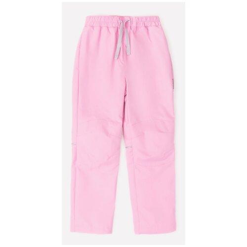 Брюки crockid размер 98-104, ярко-розовый футболка crockid размер 98 мятная конфета