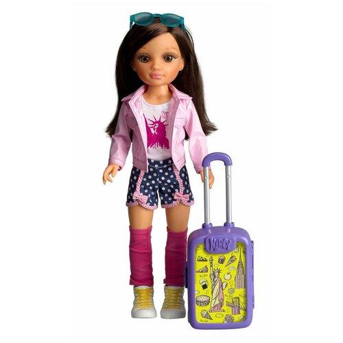 Famosa Кукла Нэнси путешествие в Нью-Йорк, 42 см