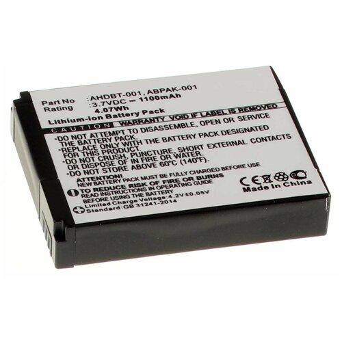 Фото - Аккумулятор iBatt iB-U1-F423 1100mAh для GoPro HD HERO2, HD HERO, аккумулятор ibatt ib u1 f428 1180mah для gopro hd hero3 hd hero3