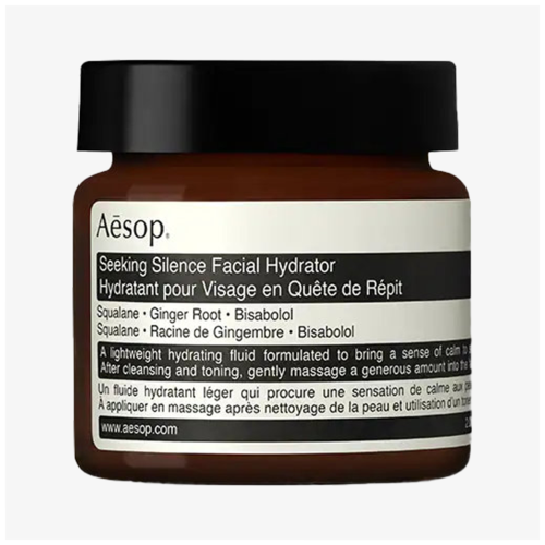 AESOP Seeking Silence Facial Hydrator 60 ml увлажняющий лосьон для лица