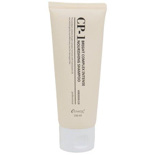 Купить Шампунь протеиновый для волос Esthetic House Cp-1 Bright Complex Intense Nourishing Shampoo, 100 мл